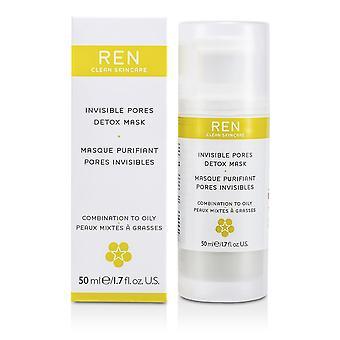 Ren clarimatte osynliga porer detox mask 50ml