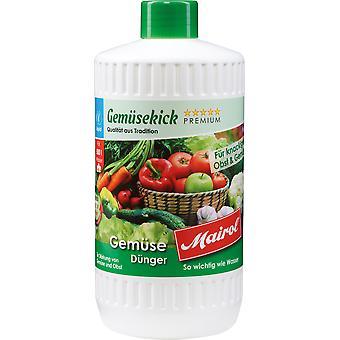 MAIROL Vegetable Fertilizer Liquid, 1 liter, vegetable kick