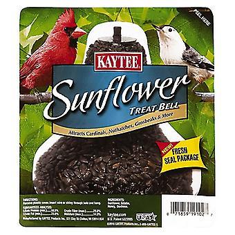 Kaytee Sunflower Treat Bell - 10 oz
