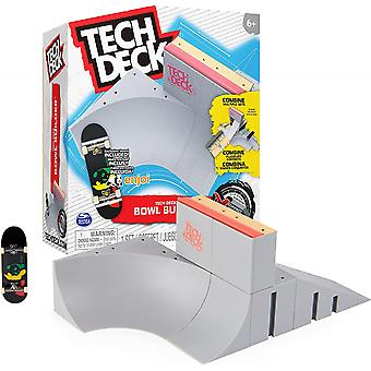 Ensemble de jeu Tech Deck Bowl Builder