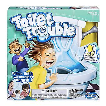 Board games toilet trouble game