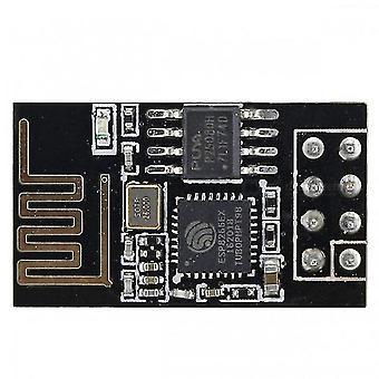 Esp-07s esp8266 serial a wifi transceptor inalámbrico módulo de placa inalámbrica lwip ap + sta de baja potencia