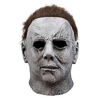 Halloween Michael Myers Mask Horror Killer Cosplay Costume Accessory Fancy Dress Party Latex Masks