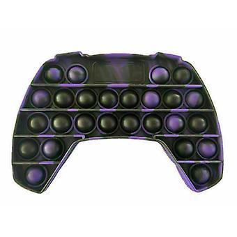 Push Poppit Game Controller Shape Bubble Fidget Sensory Toy Autism