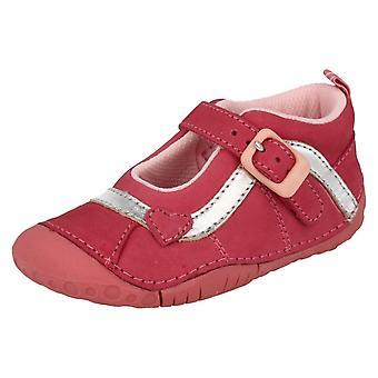 Girls Startrite Pre Walker Shoes Bright