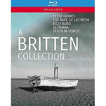 Britten Collection [Blu-ray] USA import