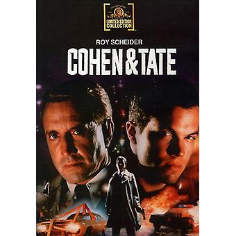 Cohen & Tate [DVD] USA import