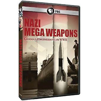 Nazi-Megaweapons [DVD] USA importieren