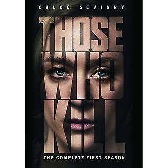 Degenen die doden: Het Complete eerste seizoen [DVD] USA importeren