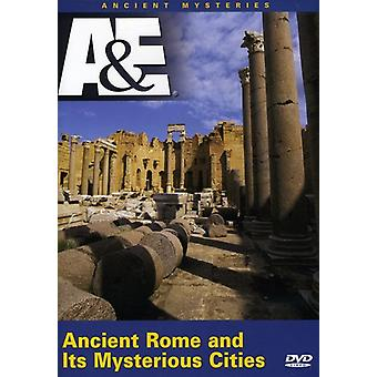 Ancient Rome & It's Mysterious Cities [DVD] USA import