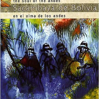Sacambaya De Bolivia - ziel van de Andes [CD] USA import