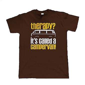 Hoito se ' s nimeltään campervan, Mens Funny T25 T paita-lahja hänelle isä