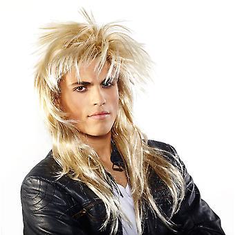 WIG Johnny rocker szőke sörte Carnival rocker paróka