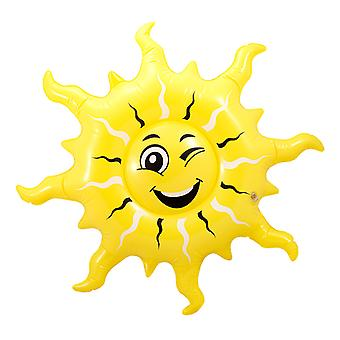Inflatable Sun 60 cm summer sun yellow party decoration
