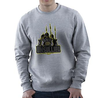 Unsullied Specialised Infantry Astapor Game of Thrones Men's Sweatshirt