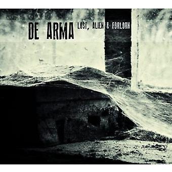 De Arma - Lost Alien & Forlorn [CD] USA import