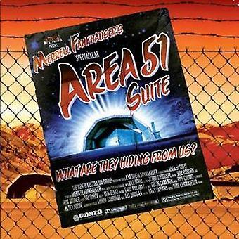 Merrell Fankhauser - Area 51 [CD] USA import