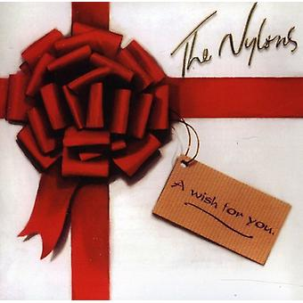 Nylons - Wish for You [CD] USA import