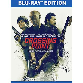 Crossing Point [Blu-ray] USA import