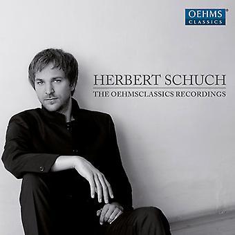 Schumann / Schuch, Herbert - Herbert Schuch - the Complete Oehms Classics [CD] USA import