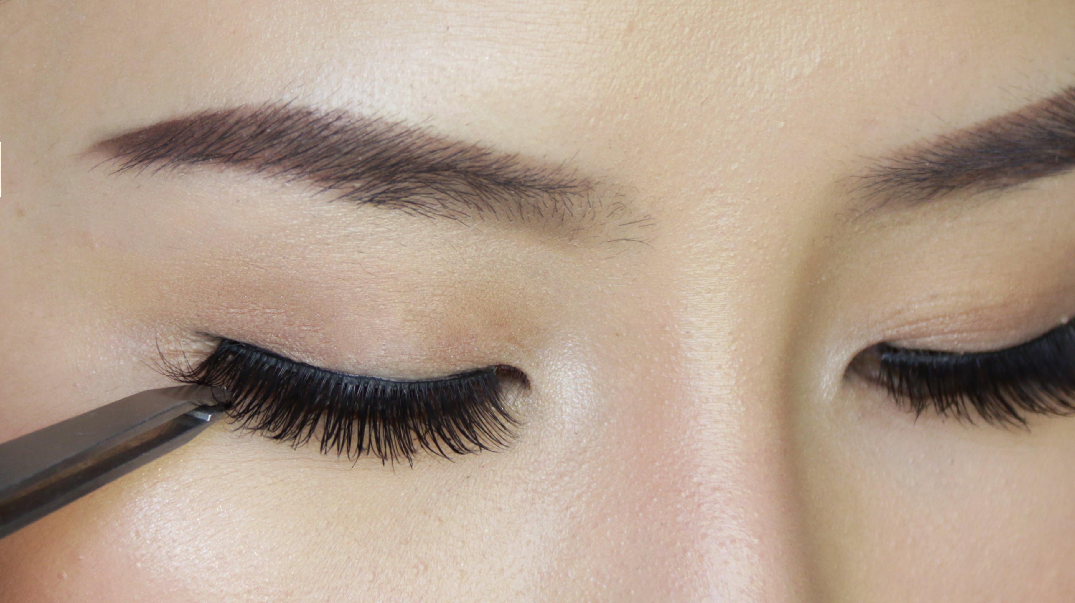 10 par naturlig & vanlige lenge falske øyevipper øye piskeslag av Boolavard