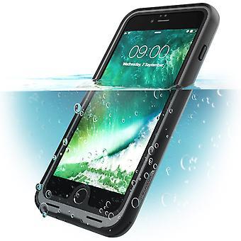 7 Plus caso do iPhone, iPhone 8 mais caso i-Blason [Aegis] impermeável do cheio-corpo robusto com protetor de tela do built-in