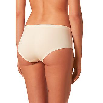 Mey 79002-5 Women's Illusion Champagne Solid Colour Knicker Shorties Boyshort
