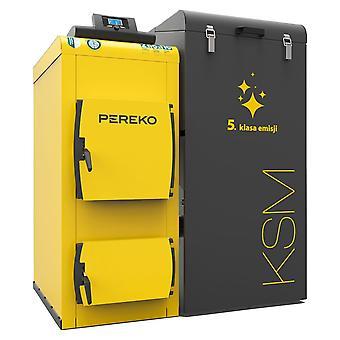 17-34kW putere eficientă de încălzire cincea energie clasa cazan Eco-Pea cărbune PerEko KSM
