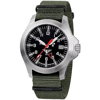 KHS zegarki męskie zegarek GMT LDR KHS plutonu. PGLDR.NO