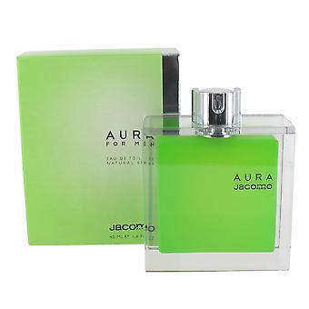 Jacomo Aura 40ml Eau de Toilette Spray for Men