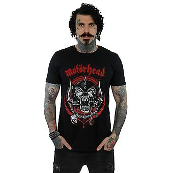 Motorhead Men's Lightning Wreath T-Shirt