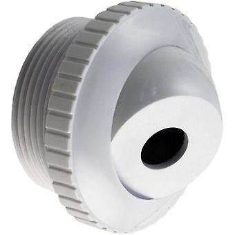 "Custom 25552-200-000 1.5"" MPT x 0.5"" Eye Outlet fitting White"
