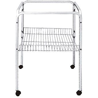 Ica White Foot Cage Rex (Birds , Cages and aviaries , Stands)