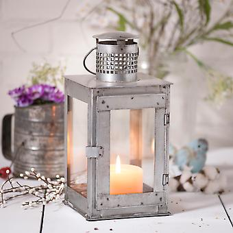 Irvin's Country Tinware Springhouse Square Lantern