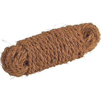 Meister Werkzeuge Coco garden twine for binding of trees 15 m