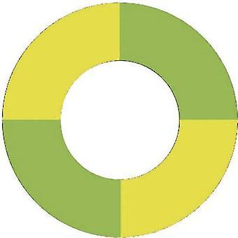 Stäubli FR-POAG-S Colour washers Green-yellow 1 pc(s)