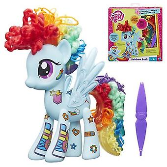 My Little Pony Mein Pony Rainbow Dash Design A Pony Spielset Püppchen