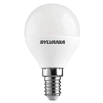 Sylvania Golf Ball 5.6W = 40W LED Light Bulb E14 Daylight 6500K 470lm [Energy Class A+]