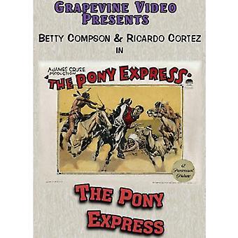 Pony Express 1925 [DVD] USA import