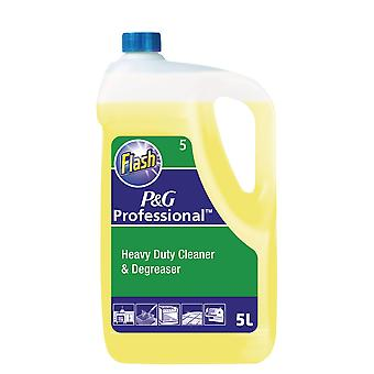 Flash Professional 5 Heavy Duty Cleaner & Degreaser