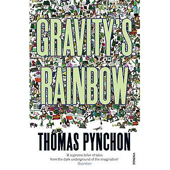 Gravity's Rainbow by Thomas Pynchon - 9780099533214 Book