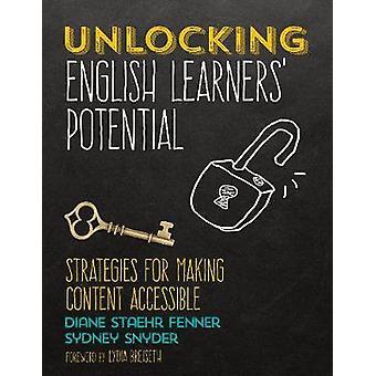 Lukituksen Englanti oppijoille potentiaali - strategioita, joiden sisältö