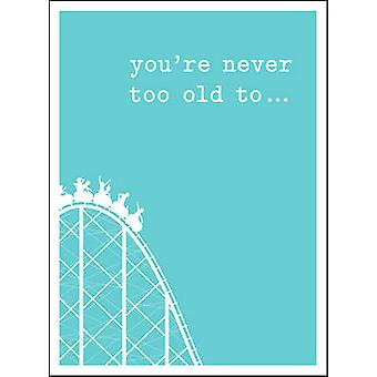 Du bist nie zu alt, um... von Lizzie Cornwall - 9781786850034 Buch