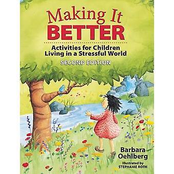 Sen parantamista - toimintaa lapsia elää stressaavaa maailmassa
