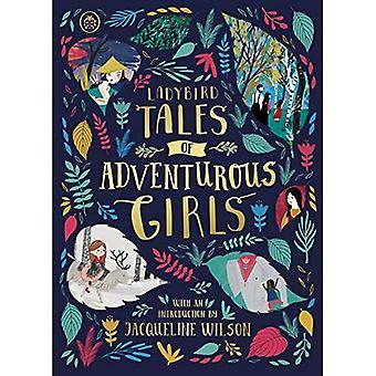 Contes de la coccinelle de filles aventureuse