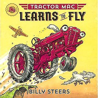 Traktor Mac lär sig flyga