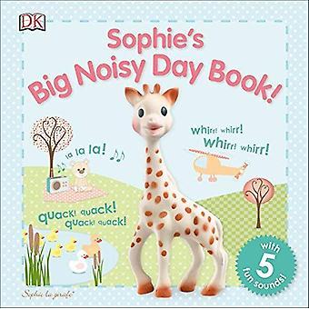 Sophie La Girafe: Sophies stora bullriga dag bok!