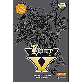 Henry V: Original Text (Graphic Novel) [Unabridged]