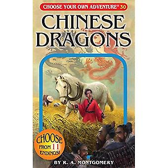 Chinese Dragons (Choose Your Own Adventure (Paperback/Revised))
