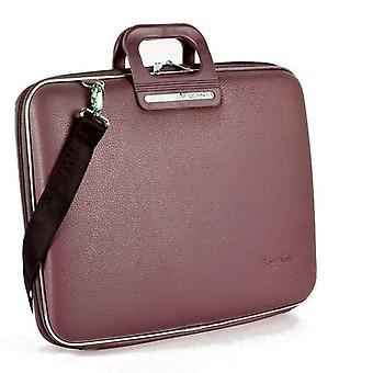 كيس بومباتا فلورنسا حقيبة الكمبيوتر المحمول 17 بوصة من فابيو غيدوني-براون
